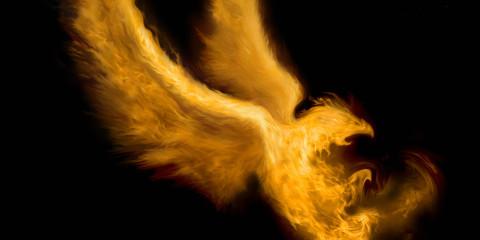 Bird of Flame