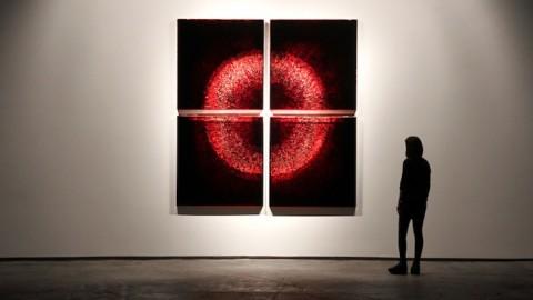 Blood Art by Jordan Eagles